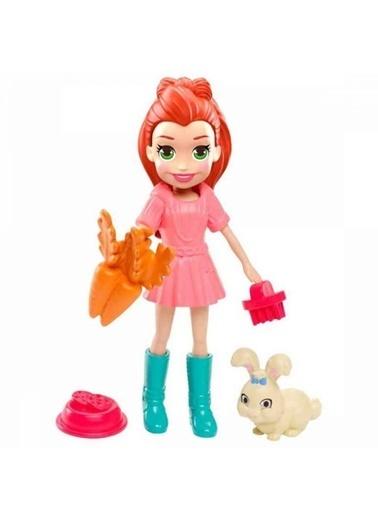 Polly Pocket Polly Pocket Hayvan Dostu Kostüm Giyiyor Oyun Seti Renkli